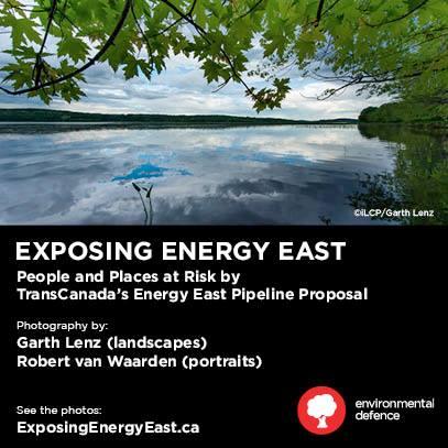 Exposing Energy East