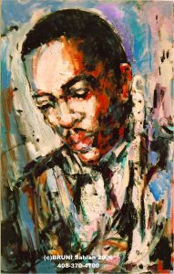 Coltrane,John,962,30x48,Jazz Art Painting,Trane Prays for Peace,copy