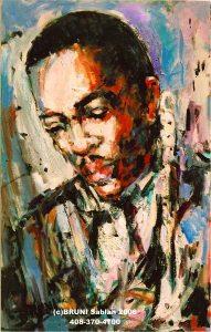 Coltrane,John,962,30x48,Jazz Art Painting,Trane Prays for Peace,copy