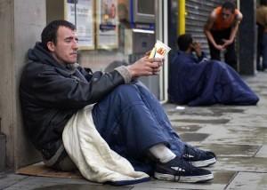 homeless-london