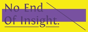 No End of Insight NSCAD