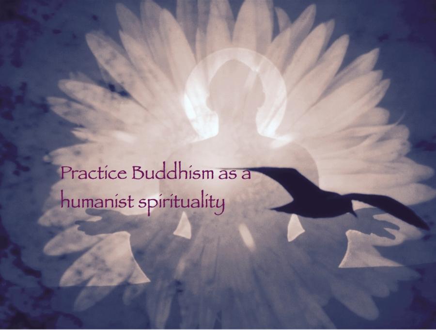Buddhism Human Spirit Image