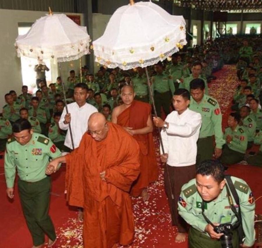 Sayadaw Burma